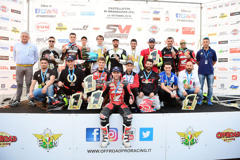 i campioni si confermano: vittoria di giornata per Schmidt in S1, Lorenzini in S2, Tesconi in S3,Vandi in S4 e Verdelli in S5