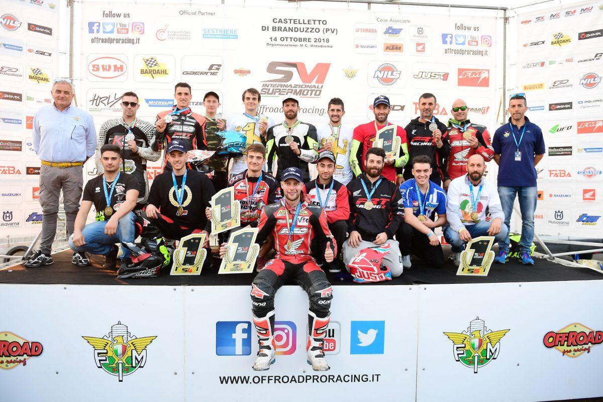 Calendario Castelletto Di Branduzzo.Countdown Internazionali D Italia Supermoto 2019 Offroad